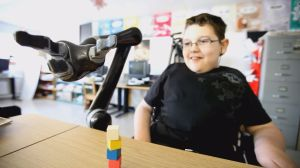 'JACO' robotic arm aims to give independence back to people with disabilities