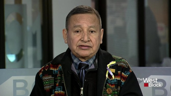 'The sun is setting on Justin Trudeau': Grand Chief Stewart Phillip on 'arrogant' PM response to protesters