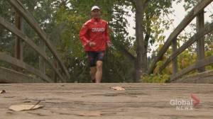 Retired City of Calgary employee among world's best in triathlon