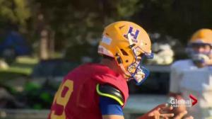 Saskatoon Hilltops new starting QB ready to play after years of preparation