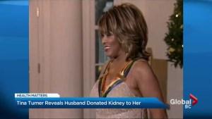Tina Turner Kidney Transplant