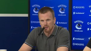 Sedin Twins say they didn't expect such an incredible farewell from fans
