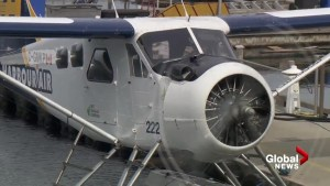 Harbour Air's plan to move to all electric planes