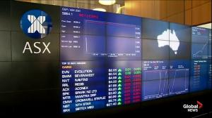 Global News Morning Market & Business Report January 22