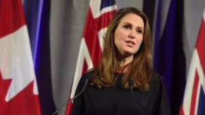 Caroline Mulroney joins PC leadership race