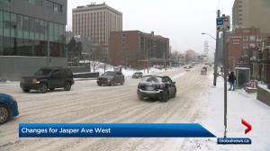 Plan to rejuvenate west part of Jasper Avenue