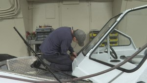 Okanagan boat manufacturer growing