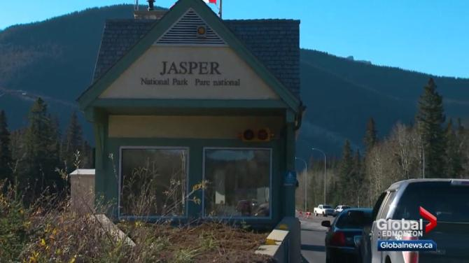 how to get to jasper national park from toronto