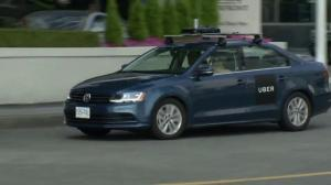 B.C. to unveil ridesharing legislation roadmap