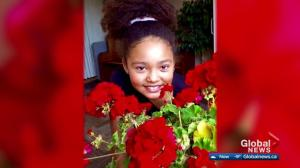9-year-old girl still in a coma after serious collision on Manning Drive in north Edmonton