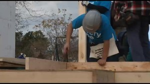 Habitat for Humanity Youth Project