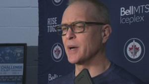 RAW: Winnipeg Jets Paul Maurice Interview – Nov. 13