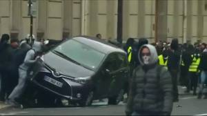 Riots in France borne out of financial frustrations