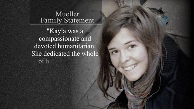 Who is Kayla Jean Mueller? Read the ISIS captive's letter to family