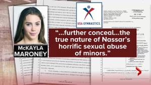 Mckayla Maroney suing USA Gymnastics over sexual assault allegations