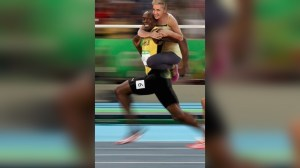 Ellen DeGeneres responds to 'racist' Usain Bolt tweet after social media backlash