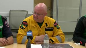 'This is a catastrophic wildfire': Alberta Forestry on Fort McMurray wildfire