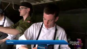 Military chefs showcase working environment challenges in annual completion
