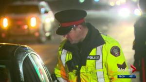 All Calgary drivers expected to give breath samples at checkstops come Dec. 18