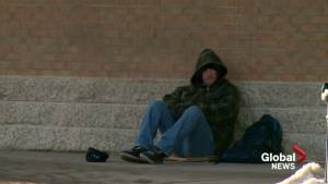 Two homeless men from Saskatchewan offered bus tickets to Vancouver