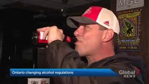 Changes to alcohol regulations in Ont. Budget concerning for some