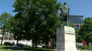 Protesters plan to 'peacefully remove' Halifax's Edward Cornwallis statue Saturday