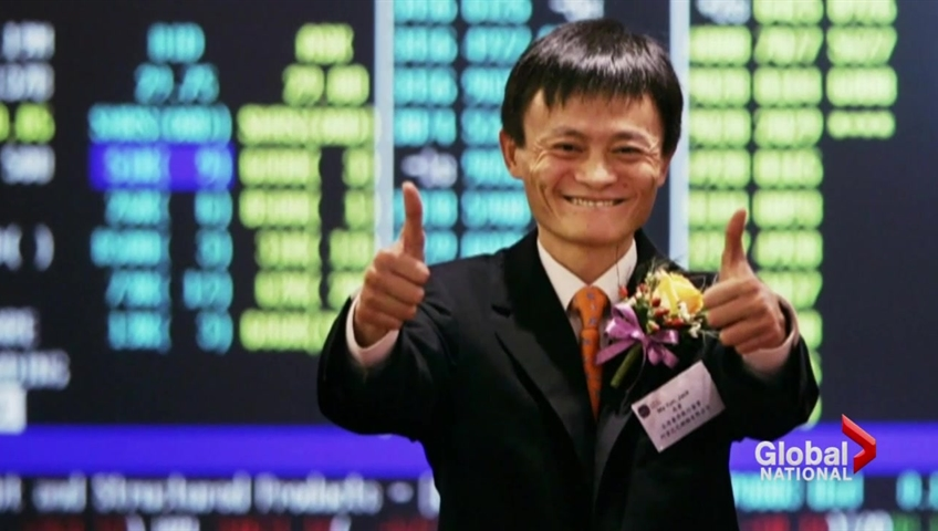 Jack Ma plans to step down from Alibaba on Monday