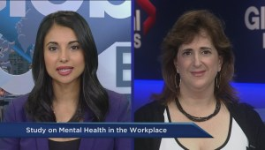 Study on mental health in the workplace