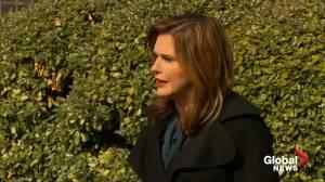 White House spokeswoman says McCabe 'betrayed' the FBI