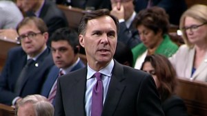 Conservatives accuse Morneau of using tax changes for personal benefit