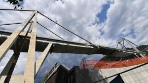 Audio of emergency phone calls during Italy bridge collapse released