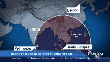 American adventurer may have found Malaysia Airlines Flight