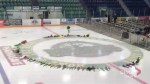 Humboldt residents come together to remember Humboldt Broncos after fatal bus crash