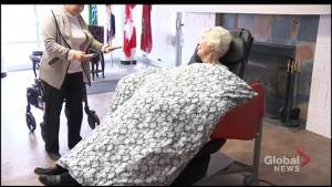 Wellness chair brings comfort to Fairhaven residents