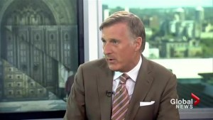 People who want to be in our party, need to share our values: Bernier