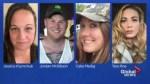 Four Canadians identified in Vegas massacre