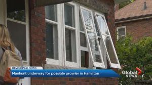 Hamilton police boost presence amid new reports of neighbourhood prowler