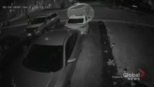 Peel Police release video of Mississauga restaurant explosion suspects