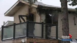 Man killed in Alberta Beach house fire