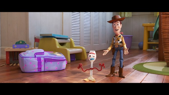 'Toy Story 4' trailer: The gang bands together to save Forky