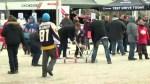Hometown Hockey a hit in Regina