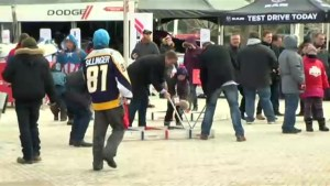 Hometown Hockey a hit in Regina
