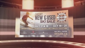 Canada's Biggest Ski Sale held in Calgary
