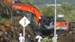 Rescuers dig under crushed homes as Japan earthquake death toll climbs to at least 18