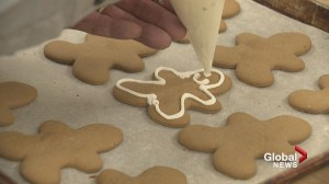 Calgary bakery adds new festive, gluten-free flavour to holiday season food drive