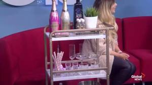Design your own bar cart with these easy DIY tips