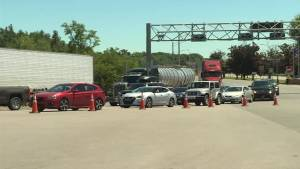 $60 million renovation of Lansdowne border crossing now complete