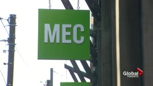 MEC decides to stop carrying products linked to gun manufacturer