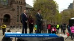 Controversy over anti-abortion rally at Queen's Park