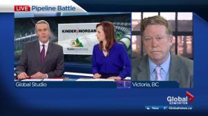 B.C.-Alberta pipeline dispute: B.C. perspective